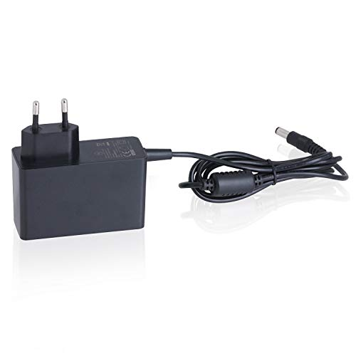 Wicked Chili Ersatz-Netzteil kompatibel mit AVM Fritz!Box 7583, 7582, 7580, 6890 (LTE, Cable), 5491, 5490, WLAN-Router (12V, 2,5A, 30W Power Unit, Eco-Friendly, 1,5m Kabel) schwarz