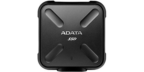 ADATA SD700 External SSD 1TB, Black,...