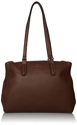 Nanette Lepore Damen Deidra Shoulder Bag Umhängetasche, Choco Wein, Einheitsgröße