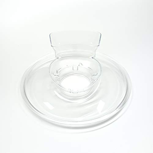Bosch Spritzschutz Deckel für Küchenmaschine MUM9 Optimum