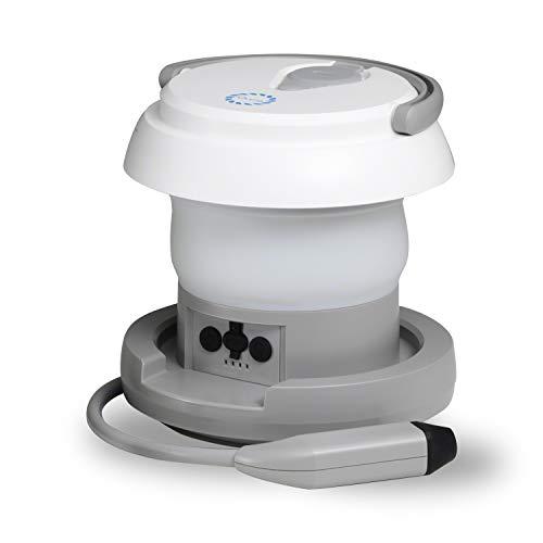 Qurra(washray) 携帯用 トイレシャワー 洗浄器 ウォシュレイ ウォシュレット 携帯 シャワートイレ 充電式 ...