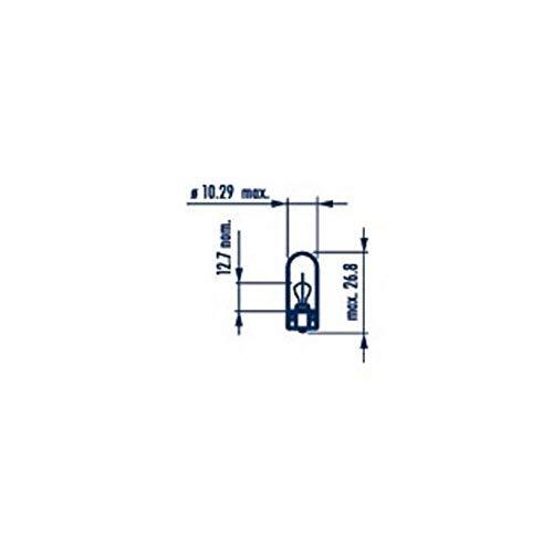 Narva – 17169 – Ampoule – Indicateur – 1 paire – Lumière Clignotant Ampoule