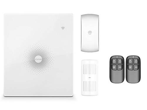 Chuango AW2, Sistema De Alarma WiFi, Blanco