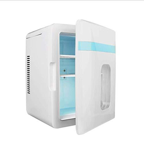 Home 12L Minikühlschrank, Auto Minikühlschrank 12V, Thekenkühlschrank, kalter und Warmer Haushaltsautokühlschrank stumm 36 * 27 * 25cm
