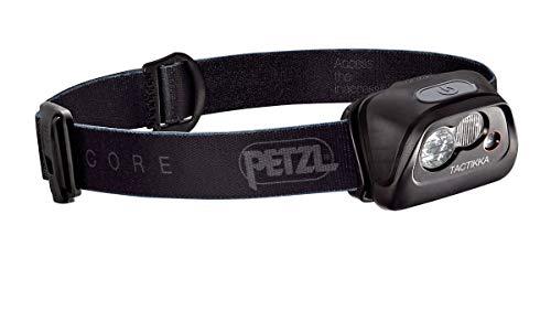 Petzl E99ada NEUF Tactikka Core compacte Multifaisceau avec éclairage Rouge et batterie rechargeable, 350lm