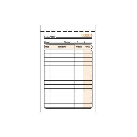 Loan T140N - Talonario, 10 unidades