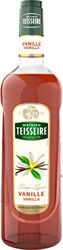 Teisseire Sirop de vanille qualité professionnelle 70cl