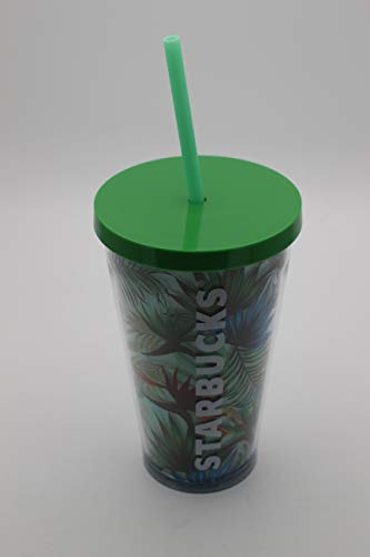 Starbucks Cold Cup Becher Sommeredition Rainforest 2020