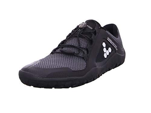 [Vivobarefoot] ランニングシューズ メンズ トレーニングシューズ 軽量 Primus Trail FG Mens OW5 Charcoal 29.0~29.5cm
