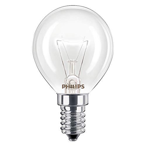 Philips Original-Ofenglühbirne 300c 40W 240 Volt E14 Lebensdauer 1000 Stunden Bosch 057874