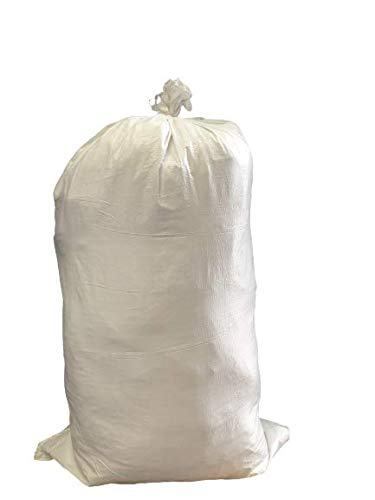 acquaverde 10 pz Sacchi Polipropilene 70X120 Cm Raccolta Olive Patate Cereali Giardinaggio