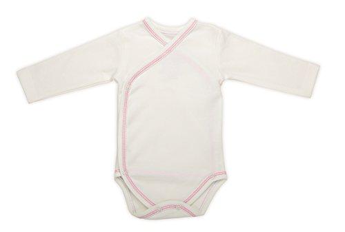 The Dida World Baby Kimono – Bodi 1 mes Rebound roze