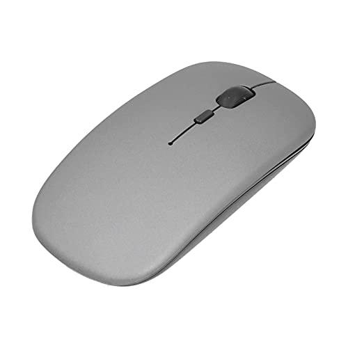 IDWT Ratón para Computadora Portátil, Diseño Ergonómico, Sin Ruido, Batería De 500 MAh, Mouse Inalámbrico para PC De Escritorio para Computadora Portátil