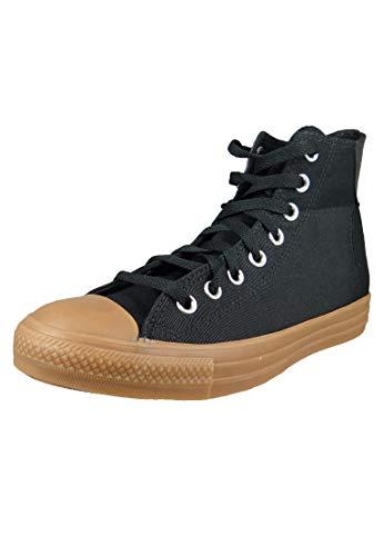 Converse 168826C Chuck Taylor All Star HI Textil Negro Honey, color Negro, talla 41 EU