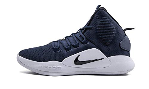 Nike Men's Fitness Shoes , Multicolour Midnight Navy Black White 2 , 11 US