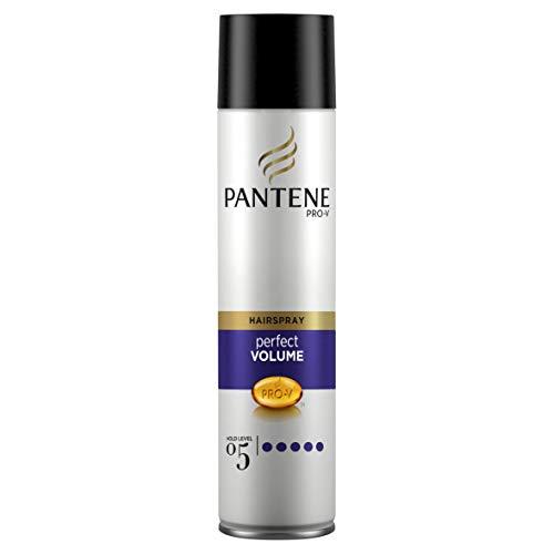 Pantene Pro-V Perfect Volume Lightweight Hair Spray Bottle Hold Level 5, 300 ml, 6 Stück
