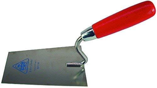 HaWe llana 020.16160mm Rostfrei con recto cuello