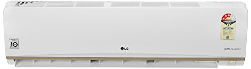 LG 1.5 Ton 3 Star Dual Inverter Split AC (JS-Q18ATXD, White)