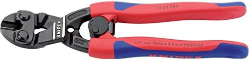 Draper 49189 Expert 200Mm Knipex Cobolt Compact 20¼ Angled Head Bolt Cutters With Sprung Handles
