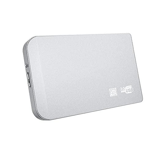 Disco duro externo de aleación de 2 tb/500 gb/320 gb/60 gb, almacenamiento de copia de seguridad móvil Usb3.0, adecuado para ordenadores de sobremesa, ordenadores portátiles, Macbook, Smart Tv