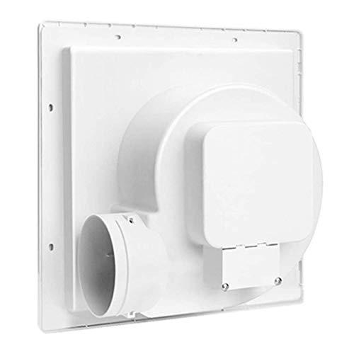 SHYPT Extractor - Baño tubería Tipo de Techo silencioso Ventilador de ventilación Extractor Potente