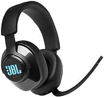 JBL Quantum 400 Wired Over-Ear Gaming Hoofdtelefoon met Microfoon, PC en Console Compatible, in zwart