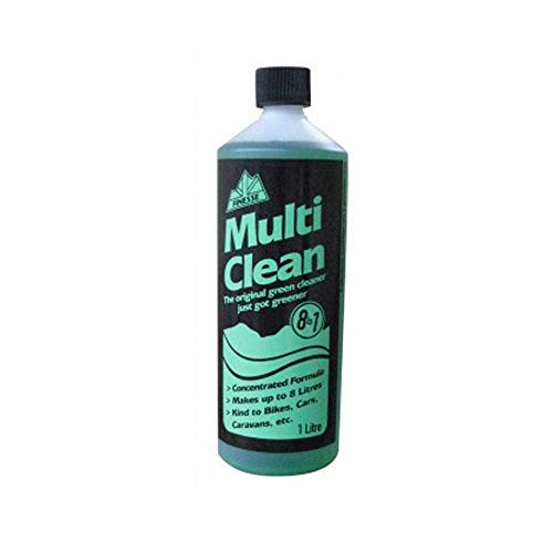 Finesse bike cleaner 8 to 1 Concentrate 1 litre total cycle cleaner bike spray
