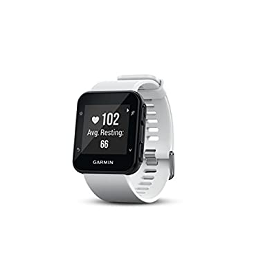 Garmin Forerunner 35 Watch, White