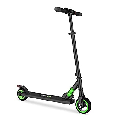 Mtricscoto Electric Scooter, Height Adjustabe Folding E-scooter, 250W, 23km/h Top Speed, Easy to Carry, Gift for Kids & Adults