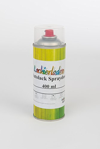 Lackierladen Mercedes 147/9147 - Pintura para Coche en Aerosol (400 ML), Color Blanco