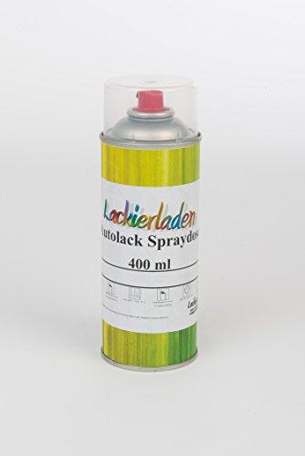 Lackierladen Autolack Spraydose 400 ml Hyundai YS Yellowsugar