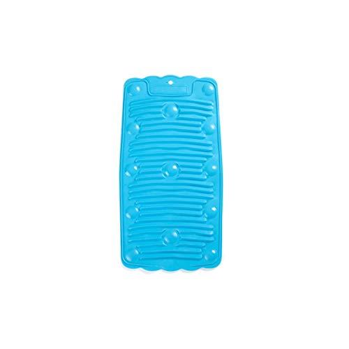 Fuyamp Waschbrett, rutschfest, Kunststoff blau