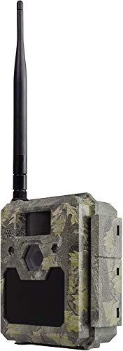 icuscerver Wildtierkamera icucam 4G / LTE - 1 Jahr gratis Bildversand - 4000 Coins zu jeder neuen 4G-Kamera - Wildkamera mit Bewegungsmelder Nachtsicht Handyübertragung - Full-HD Video 40m Reichweite