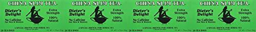 China Slim Tea (Extra Strength), 1.7 Oz (20 Count)