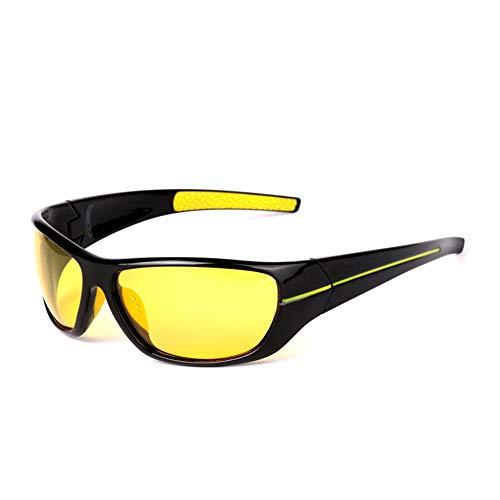 Joycaling Joycaling - Gafas de ciclismo, color amarillo