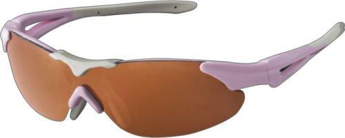 SHIMANO Sportsonnenbrille Brille S40RS Gafas de Sol Deportivas, Rosa, Talla única