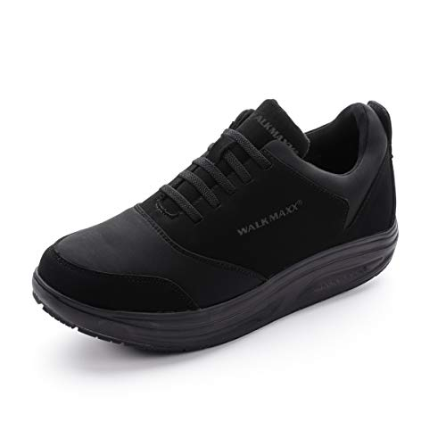 Walkmaxx Blackfit The Wide, Supportive Exercise Shoe - EU 44