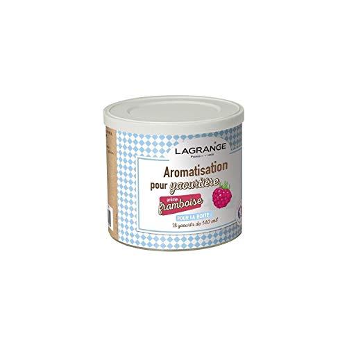 LAGRANGE Aromatisation pour yaourtière Framboise 380370