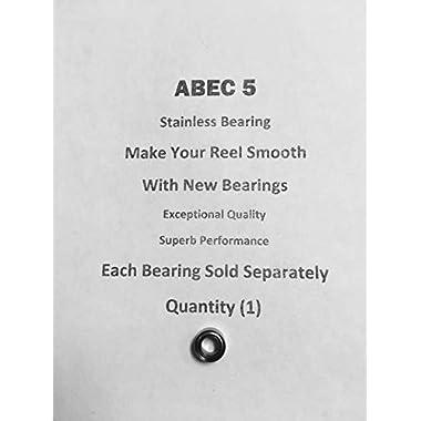 Shimano Stradic 6000FJ RD13189 ABEC5 Ceramic Bearing 8x14x4 #23