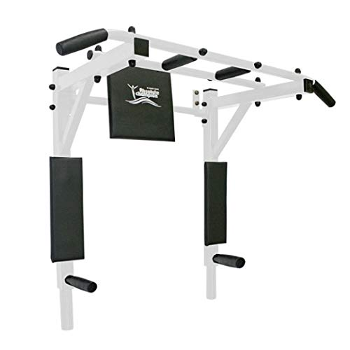 StM–Sport | Klimmzugstange 3 in 1 Profi Weiß | Pull Up Bar/Chin Up Bar | Multifunktional | Dip Station | Home Gym | Workout | Sportgerät | Fitness Geräte | Klimmzug Stangen