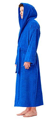 Arus - Astrom Peignoir homme, Bleu Roi, S/M