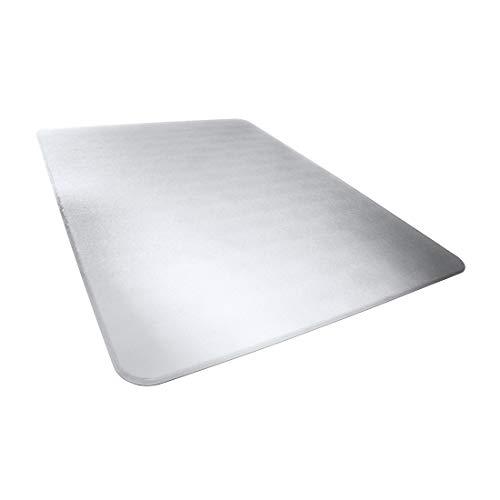 AmazonBasics Polycarbonate Heavy Duty Chair Mat for Carpets & Hard Floors - 35' x 47'
