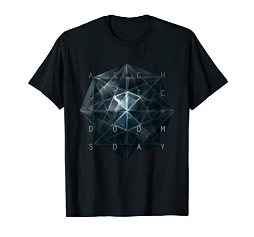 Architects UK - Doomsday - Official Merchandise T-Shirt