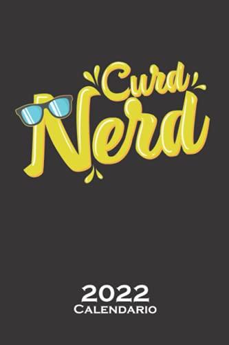 Cuajada de queso Nerd Calendario 2022: Calendario anual para Los fans del producto lácteo
