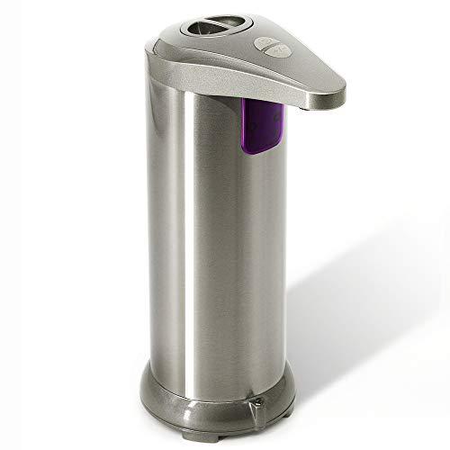 KIDUN Automatic Soap Dispenser, Touchless Automatic Hand Sensor Soap Dispenser, Infrared Motion...