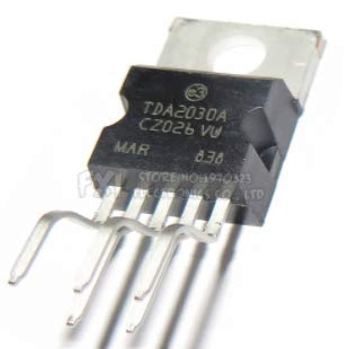 露不規則な四面体10 個 TDA2030 TDA2030A オーディオアンプ半袖高品質