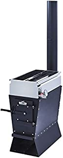 StarCat Maple Syrup Evaporator w/Divided Pan