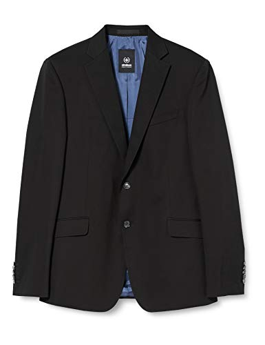 Strellson Premium Herren Aron-Maser 3 Anzug, Schwarz (Black 001), (Herstellergröße: 50)