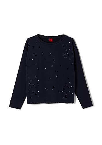 s.Oliver Junior Mädchen 401.10.008.14.140.2056765 Sweatshirt, 5952, M/REG