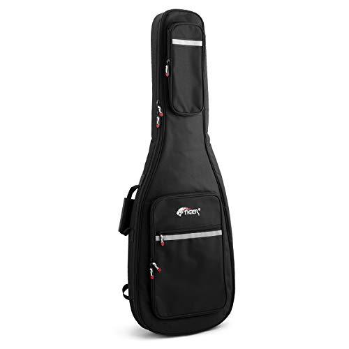 Tiger GGB35-EL Standard - Funda para guitarra eléctrica